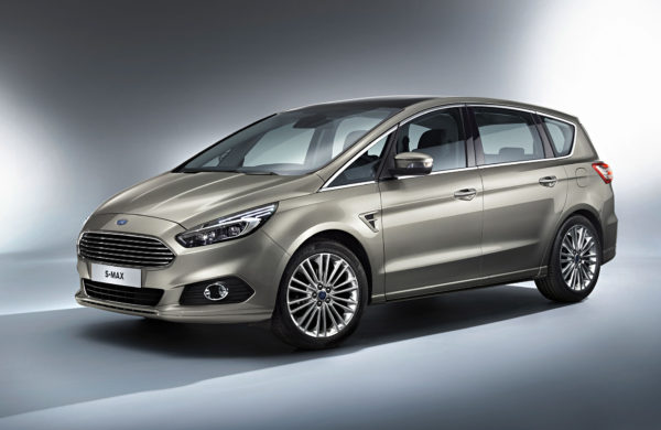 Ford s-max mestre