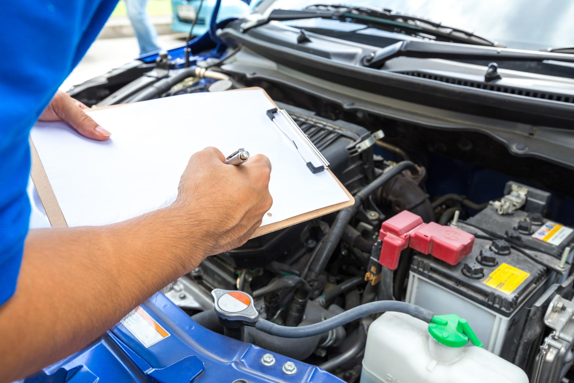 Revisione auto & accessori