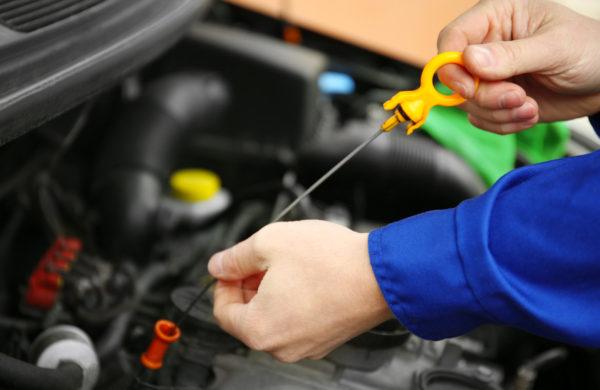 Tagliando auto a mestre